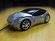 Ferrari Optical Mouse USB Silver