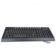 Keyboard 3E Tech. K-205 Slim Multimedia PS/2 Blk