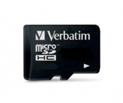 Secure Digital Micro Verbatim 16GB SDHC High Speed Class10 w/Ada