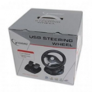 Steering Wheel USB Raceforce Dual vibration