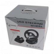 Steering Wheel USB Raceforce Dual vibration
